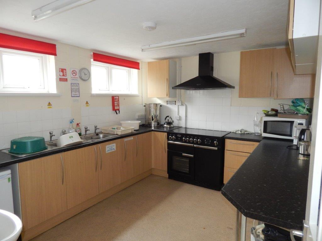 Hall Hire – Kitchen