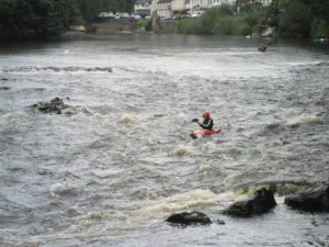 The rapids (10)