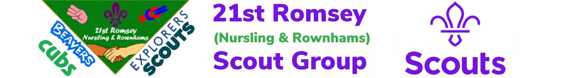 21st Romsey (Nursling & Rownhams) Scout Group